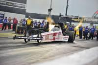 Aaron Brooks - Morgan Lucas Racing